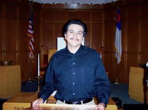 Pastor Alfredo Resendiz